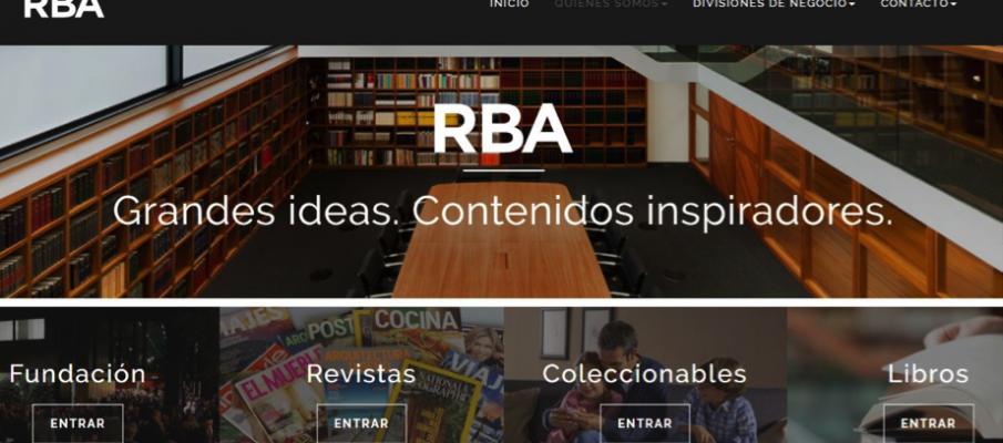 Aniversarios de publicaciones del grupo RBA en 2017