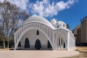 Cultura en Terrassa. Masia Freixa Modernismo. Foto de la Masía Freixa