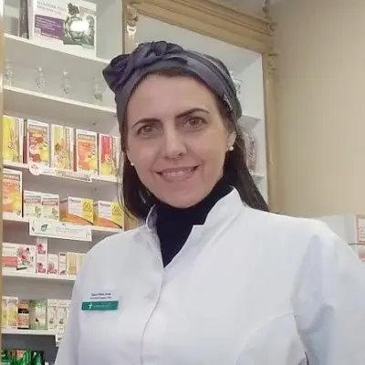 Sonia Quero. Farmacéutica. Foto de Sonia